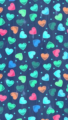 Ideas Wallpaper Iphone Pastel Herz For 2019 Heart Wallpaper, Trendy Wallpaper, Cute Wallpaper Backgrounds, Love Wallpaper, Cellphone Wallpaper, Wallpaper Iphone Cute, Pretty Wallpapers, Colorful Wallpaper, Galaxy Wallpaper