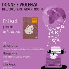 """""""Donne e violenza nell'Europa dei giorni nostri"""" domenica 10 dicembre a #Roma. Vi aspettiamo numerosi  http://ift.tt/2BES67h"""