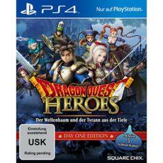 Dragon Quest Heroes  D1 Version!  PS4 in Rollenspiele RPG, Spiele und Games in Online Shop http://Spiel.Zone