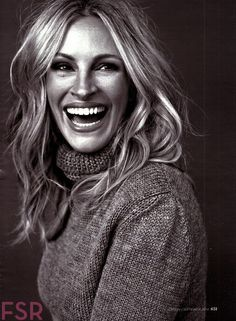 dailyactress:  Julia Roberts for InStyle US September 2014