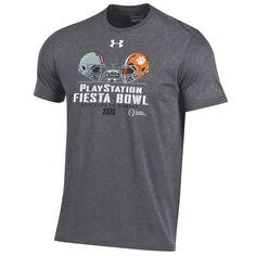 timeless design 83f6a b8236 2016 Fiesta Bowl Under Armour Clemson Ohio State Football Playoffs T-Shirt