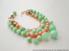 Melon Color Bracelet