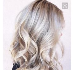 Ideal hair colour