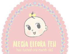 """Check out new work on my @Behance portfolio: """"Baby 1 Month Hampers Greetings Card"""" http://be.net/gallery/47674165/Baby-1-Month-Hampers-Greetings-Card"""