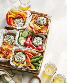 26 Easy Outdoor Appetizers | Southern Living