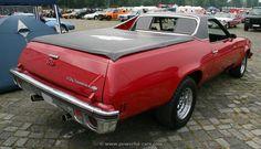 Chevrolet El Camino 1974
