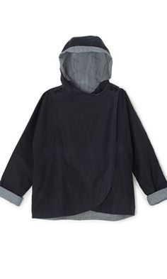 Marine Stripe Jacket - Plümo Ltd