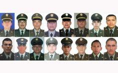 Muerte de 16 policías tras caída de helicóptero deja muchas dudas