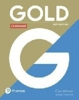 Gold : C1 advanced. New ed. Pearson, 2019. Coursebook, Teacher's book, Exam maximiser with key, Class audio CDs. Cambridge Igcse, British English, New Edition, Paperback Books, Computer Science, Reading Online, Textbook, Chemistry, New Books