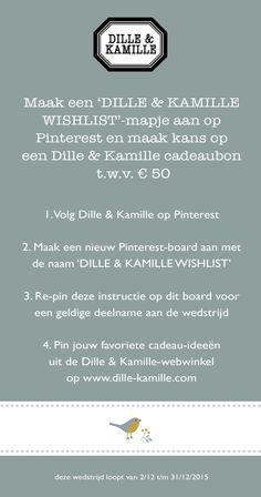 Dille & Kamille Wishlist
