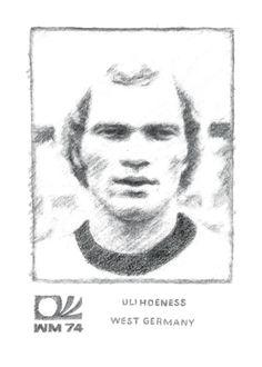 No. 59: Uli Hoeness, West Germany