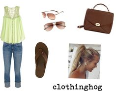 Casual Yet Classy, created by clothinghog on Polyvore