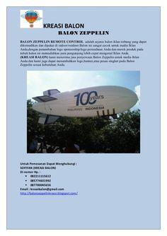 balon-zeppelin-17156710 by KREASI BALON via Slideshare