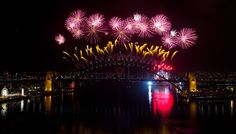 New Years Eve Sydney Harbour by Norman Herfurth on 500px