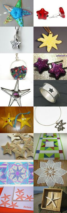 Star shine. Star bright. Starfish. by ProjectOrange on Etsy--Pinned with TreasuryPin.com