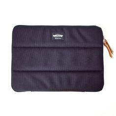 WONDER BAGGAGE ワンダーバゲージ inner pc case : black インナー PC ケース ブラック Pc Cases, Baggage, Bags, Handbags, Bag, Totes, Hand Bags