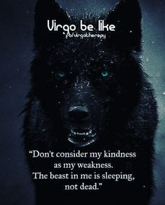 Don't disturb the Beast Within!