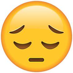 Resultado de imagem para emoji que apres. Ios Emoji, Smiley Emoji, Cute Emoji, Emoji Images, Emoji Pictures, Sad Pictures, Face Images, Emoji Stickers, Face Stickers