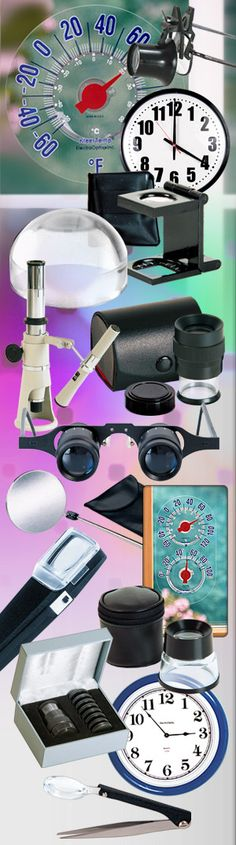 Electro-Optix- Buy Magnifiers, Loupes, Magnifying Glass, Pocket Magnifiers, Low Vision Aids, & Precision Inspection Tools