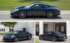 Full instrumented test of the Porsche 911 Carrera, the base version of the now-turbocharged Carrera, with its automatic transmission. Get the results, specs, and photos at Car and Driver.