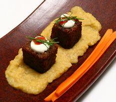rice cube - Recherche Google Cube, Google, Desserts, Food, Appetizers, Kitchens, Meal, Deserts, Essen