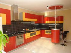 L shaped kitchen ideas   #kitchendesign #kitchenideas
