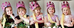 DECORATE CROWNS