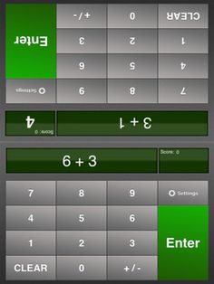 Math Duel app for Differentiation $