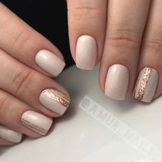 Gold Nail Designs You Will Love picture 2