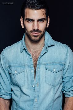 In this exclusive editorial for BuzzFeed, America's Next Top Model winner Nyle DiMarco shows us why he is the one to watch this fashion season.