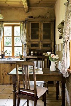 Country, Shabby, Rustic & More. — yes-iamredeemed: Source: The Romantic French...