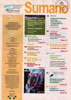 Sumario Hablemos Nº12