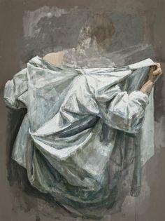 Safet Zec, la puissance et la force de la peinture