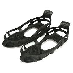 Ice  Snow Shoe SpikesLOPEZ Nonslip Walk Stabilicers Studs Snow Ice Mud Traction Cleat Overshoes Shoe Boot Gripper Spikes for Snow and Ice  M *** Read more reviews of the product by visiting the link on the image. This is an Amazon Affiliate links.