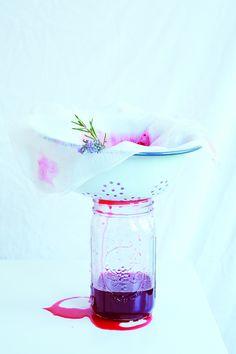 How To Make A Basic Summer Fruit Shrub. Super easy. Follow the recipe at the link. 1 lb fruit 1 lb sugar  1 pint vinegar