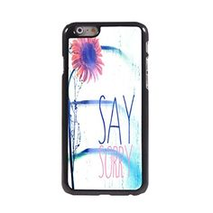 KARJECS iPhone 6 Case Cover Say Sorry Characteristic Quote Metal Hard Case Cover Skin for iPhone 6 KARJECS http://www.amazon.com/dp/B0142GGJAW/ref=cm_sw_r_pi_dp_yiS1vb0BZ9T40