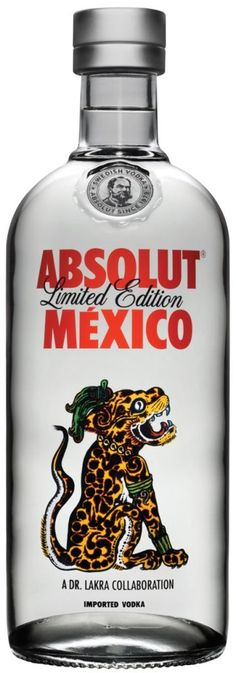 Absolut Vodka Mexico