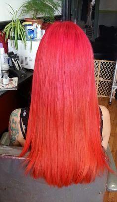 Pravana Red and Orange