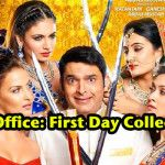 BOX OFFICE: Kapil Sharma's debut cinema first day occupancy rate
