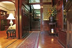 Brownstone interior, Stuyvesant Heights Brooklyn, NY NYCHomepros.com
