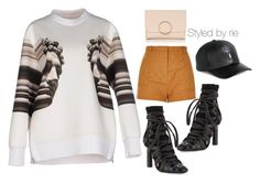 """Untitled #76"" by marielaanyane on Polyvore featuring Neil Barrett, River Island, Tom Ford and Topshop"