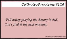 Catholic Girl Problems!