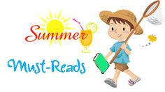 Summer Must-Reads For New First Graders #1stGrade