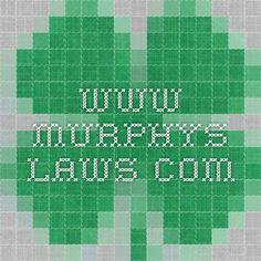 www.murphys-laws.com