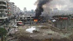 قال مراسل أورينت إن سيارة مفخخة انفجرت اليوم الخميس في مدينة جبلة ما أسفر عن سقوط قتلى وجرحى.