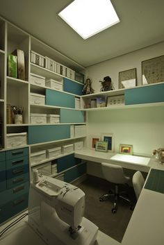 Home Office de Guardini Stancati Arquitetura + Designer - Viva Decora