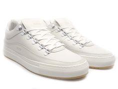 6ed02ac5e05 Nubikk sneaker Julian Miele Lizard - wit vind je bij Emmen schoenen de  (online) winkel voor mooie schoenen