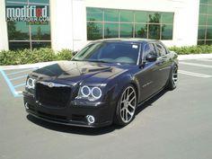 Chrysler 300c on viper wheels