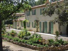 Mas à Seillans, Var en Provence