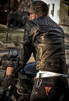 New Arrival Men Real Lambskin Motorcycle Premium Quality Leather Biker Jacket 24 #WesternOutfit #Motorcycle